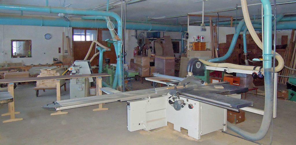 Truhlářská dílna, výroba nábytku na zakázku